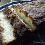 Having My Coconut Flour Coffee Cake (and Eating It Too)