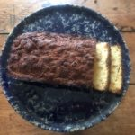 Coconut Flour Coffee Cake
