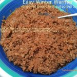 Fermented Tomato-Ground Beef