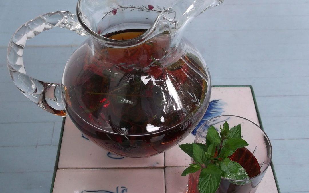 Red Tea (Rooibos) Rising