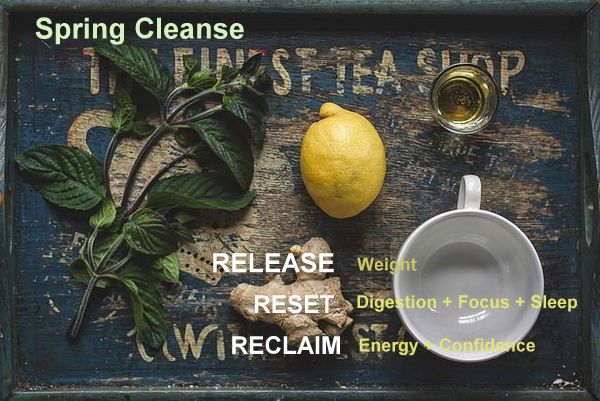 The Nourished Epicurean_Spring Cleanse