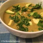 Creamy Curry-Ginger Broccoli Soup