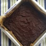 Show Me the Love!  Ultra-Dark Chocolate Sweet Potato Brownies