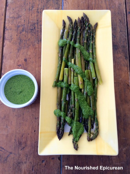 Getting Sauced: A Healthy Twist on Chimichurri