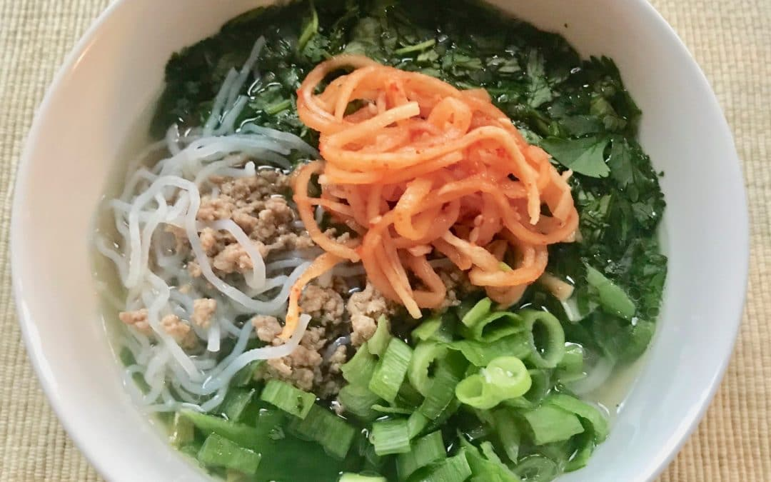 """Quick and Easy Faux """"Pho"""""""