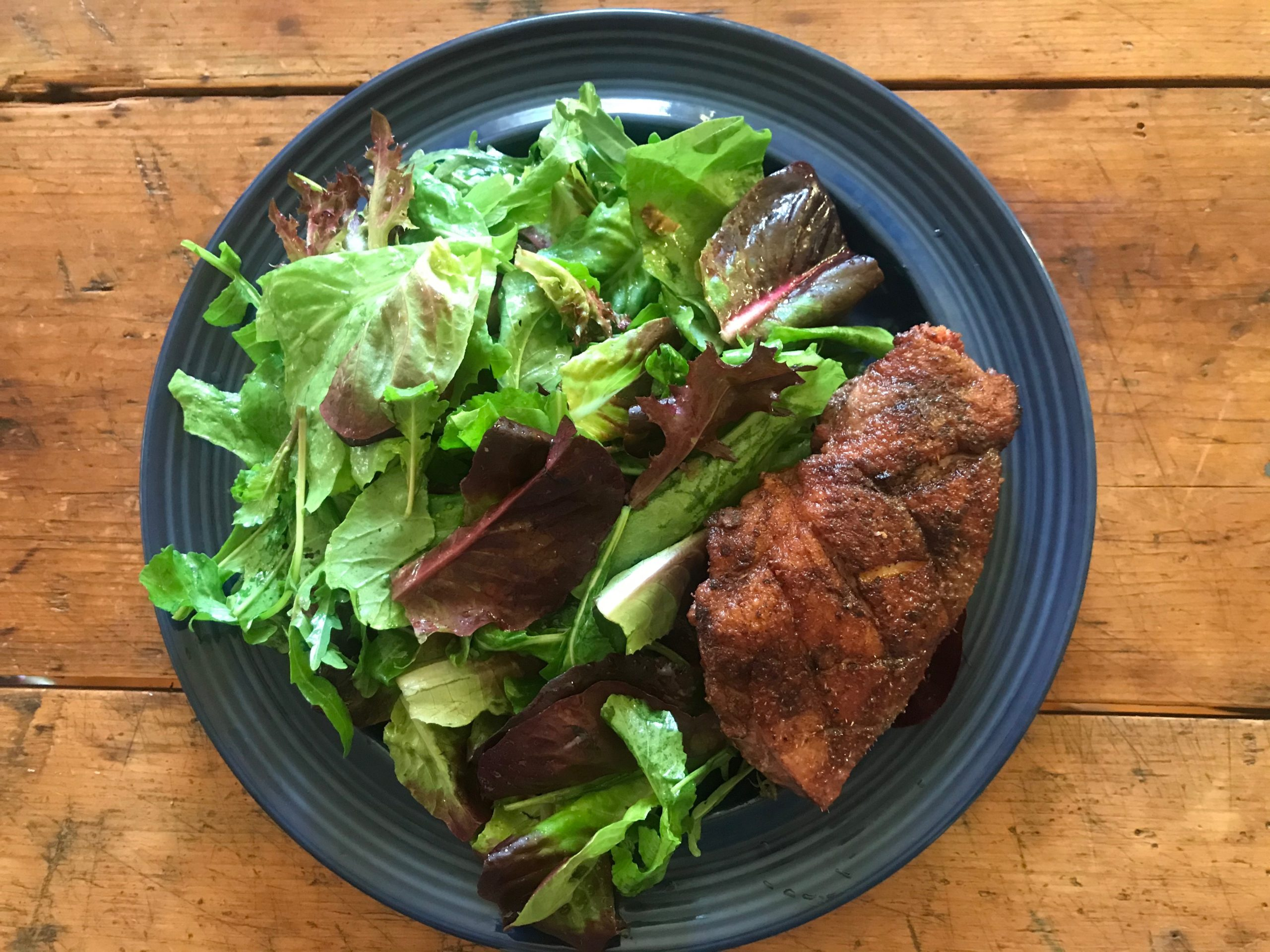 Grilled Five Spice Duck Breast - the nourished epicurean