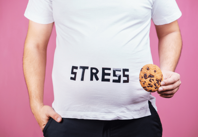 Stress, COVID-19 and Weight Gain