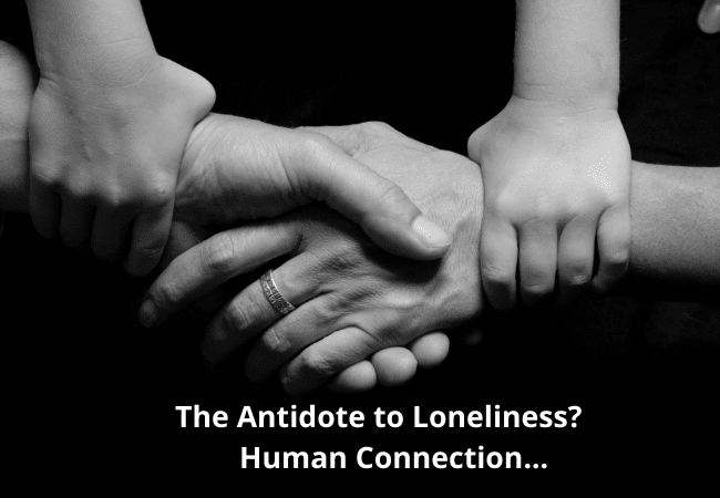 The Antidote to Loneliness This Holiday Season