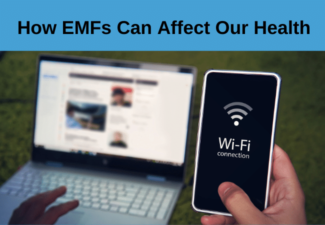 How EMFs Can Affect Our Health (and How to Limit Exposure)