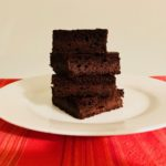 Sweet Potato Brownies GF